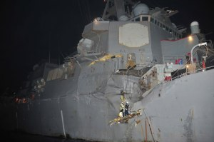 (Petty Officer 3rd Class Jonathan Sunderman   U.S. Navy)